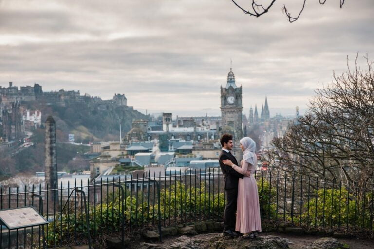 Top romantic places to propose in Edinburgh. 10