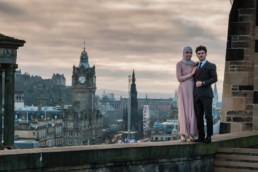 romatic places in Edinburgh to propose - calton hill