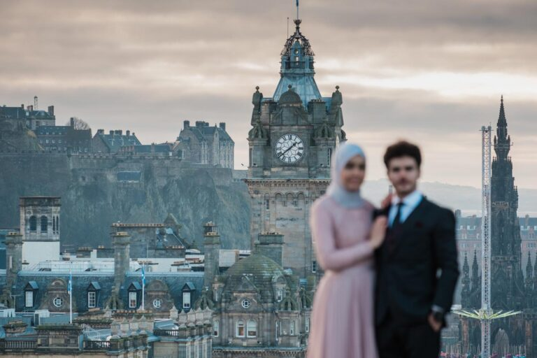 Top romantic places to propose in Edinburgh. 13