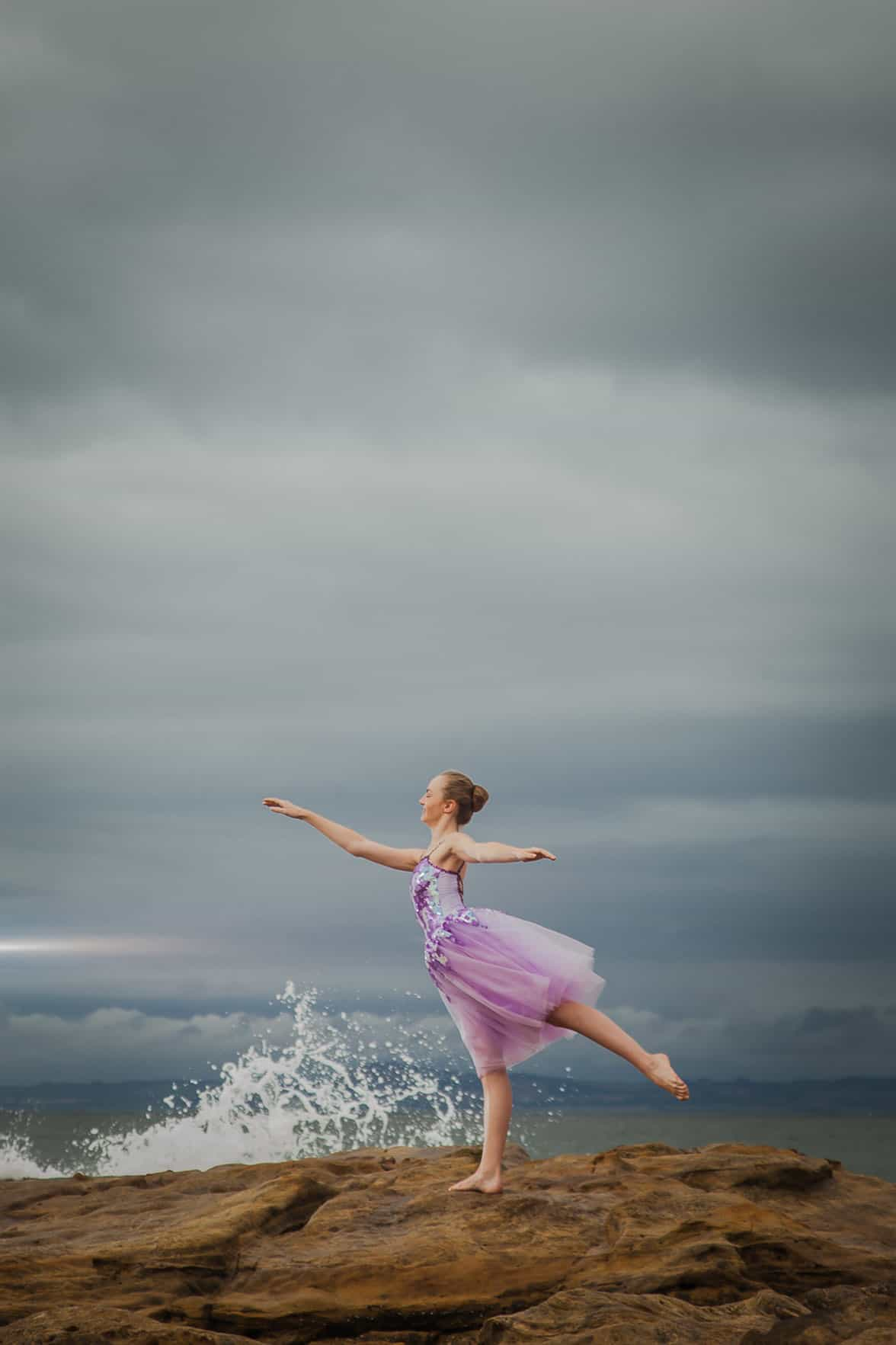 dance portraits in Edinburgh