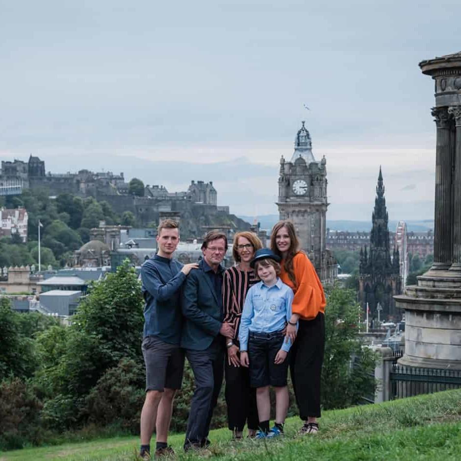 Vacation Photography in Edinburgh 35