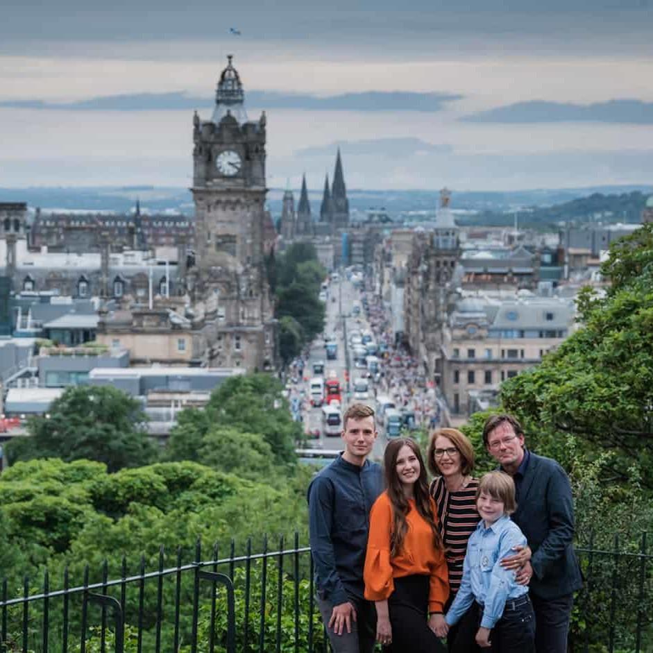 Vacation Photography in Edinburgh 53