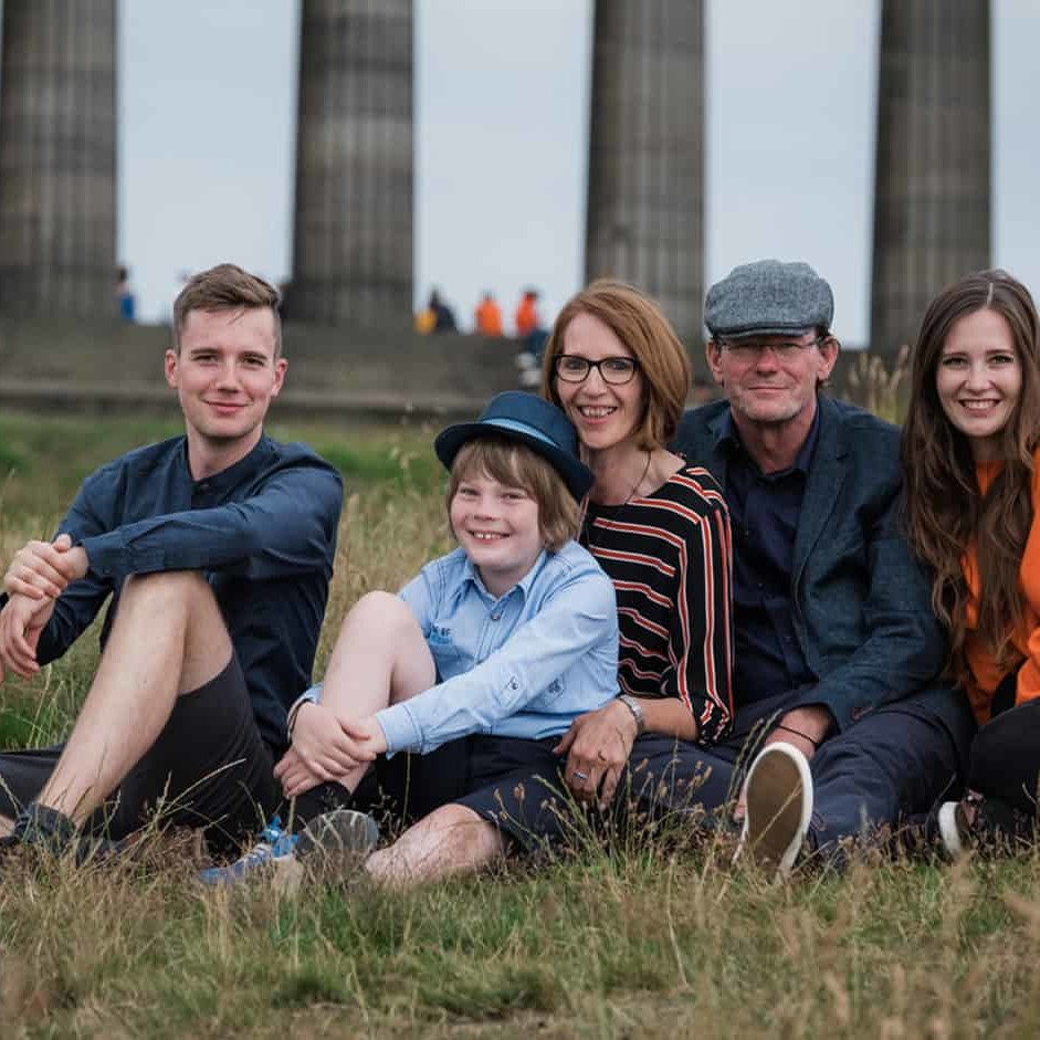 Vacation Photography in Edinburgh 51