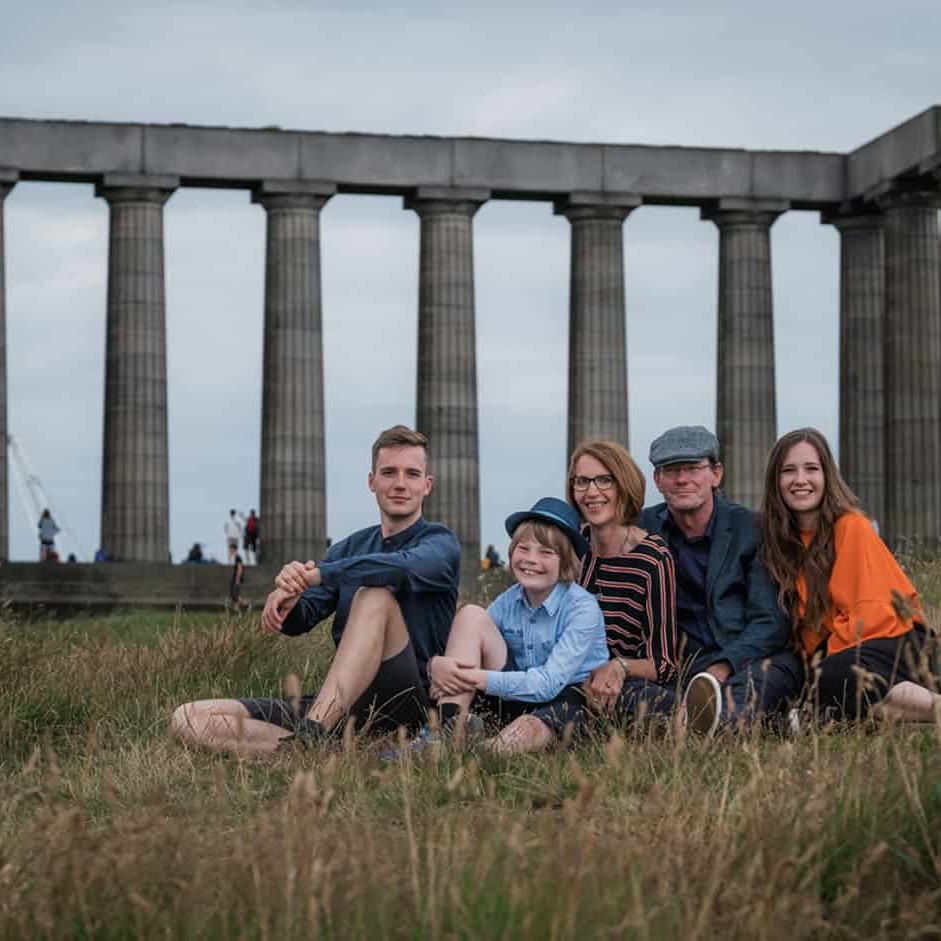 Vacation Photography in Edinburgh 49