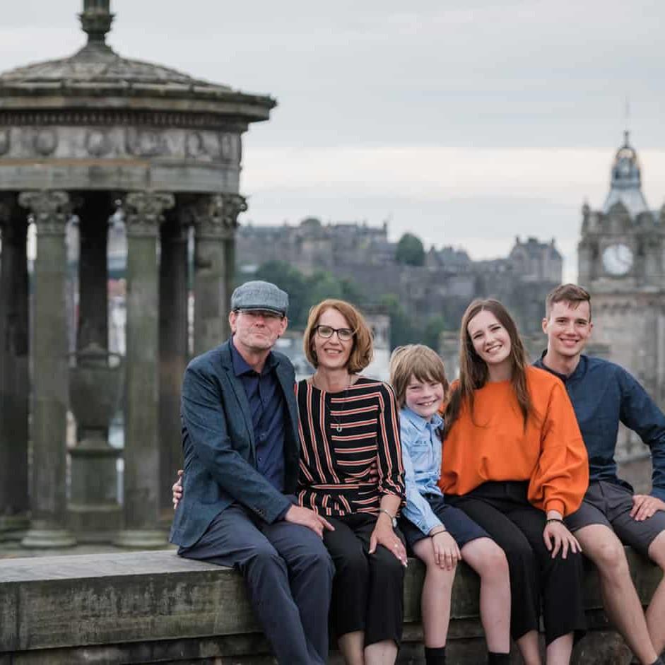 Vacation Photography in Edinburgh 43