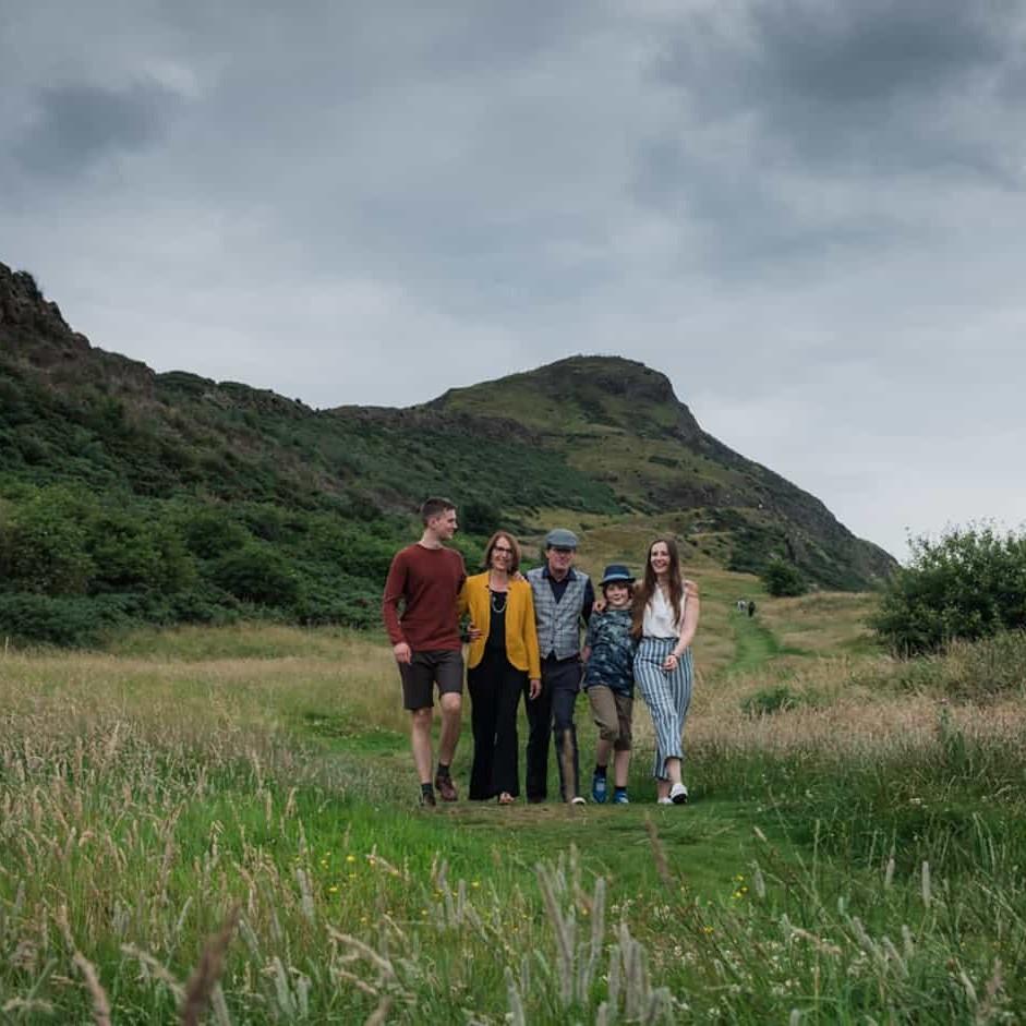 Vacation Photography in Edinburgh 45