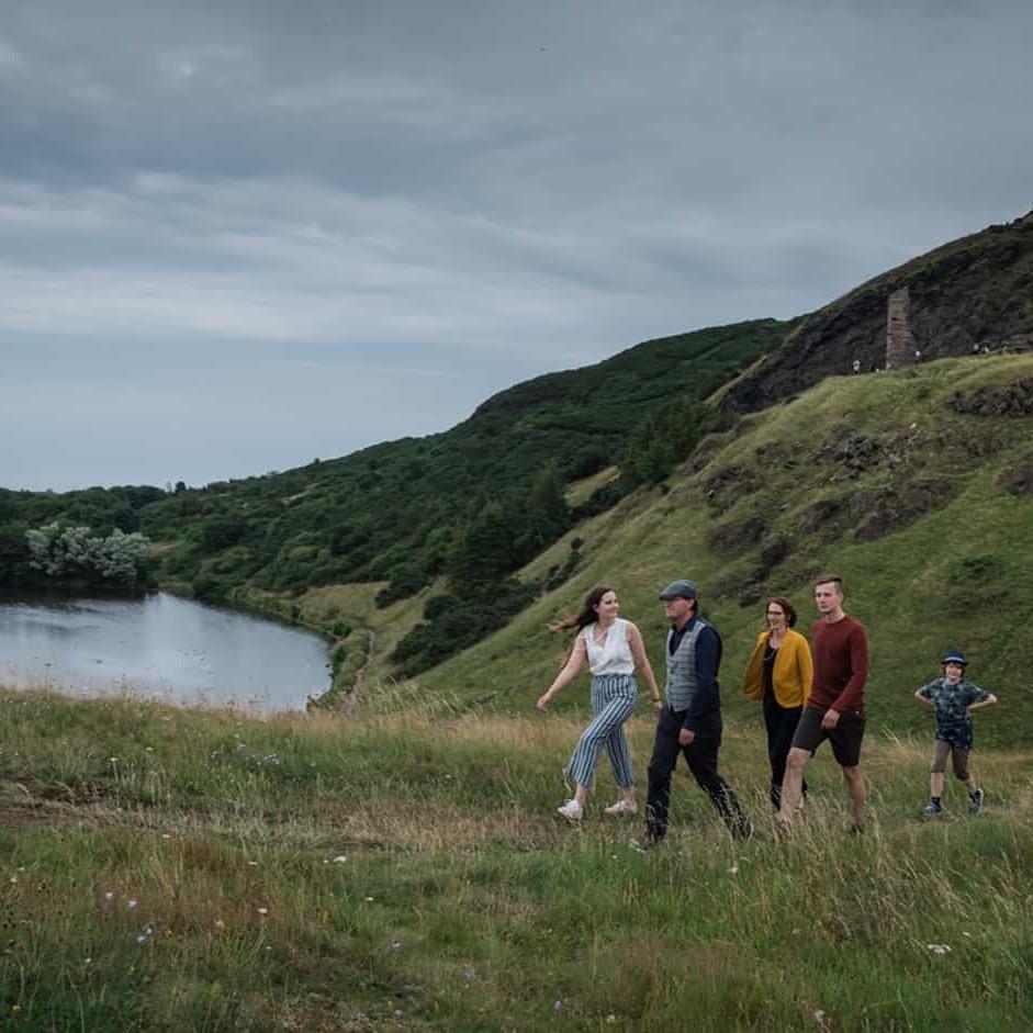 Vacation Photography in Edinburgh 42