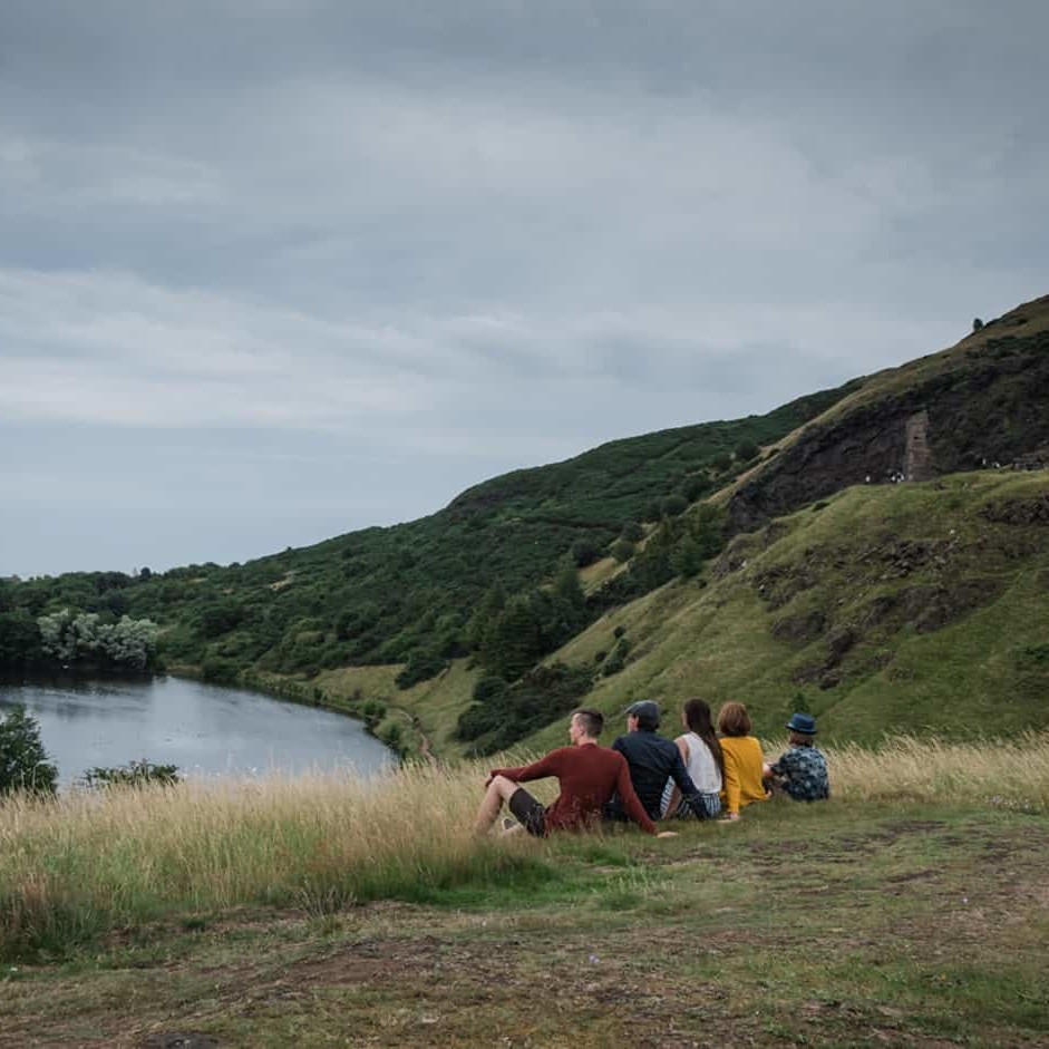 Vacation Photography in Edinburgh 38