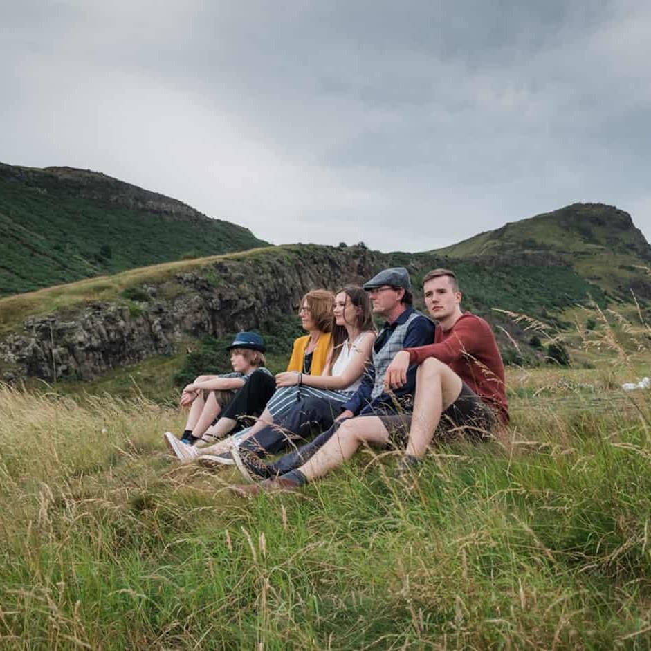 Vacation Photography in Edinburgh 41