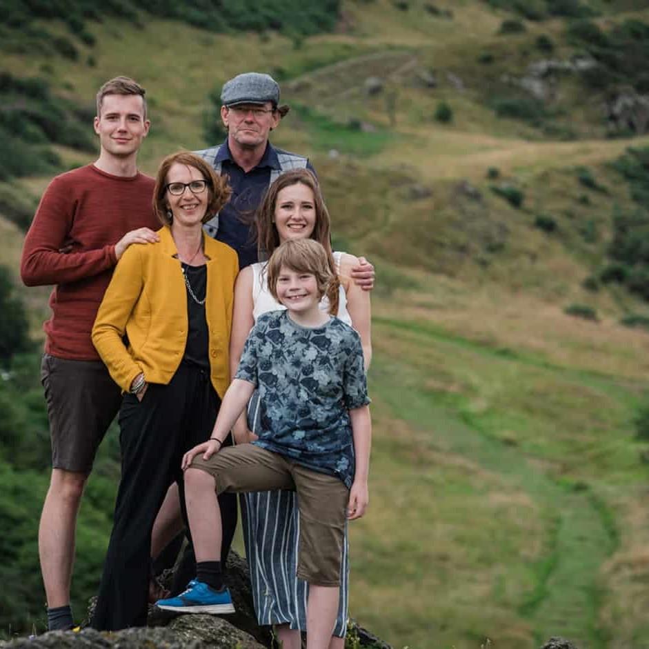 Vacation Photography in Edinburgh 37