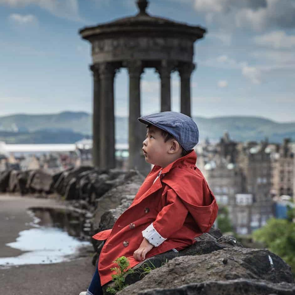 Vacation Photography in Edinburgh 8