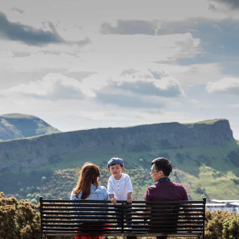 Vacation Photography in Edinburgh 12