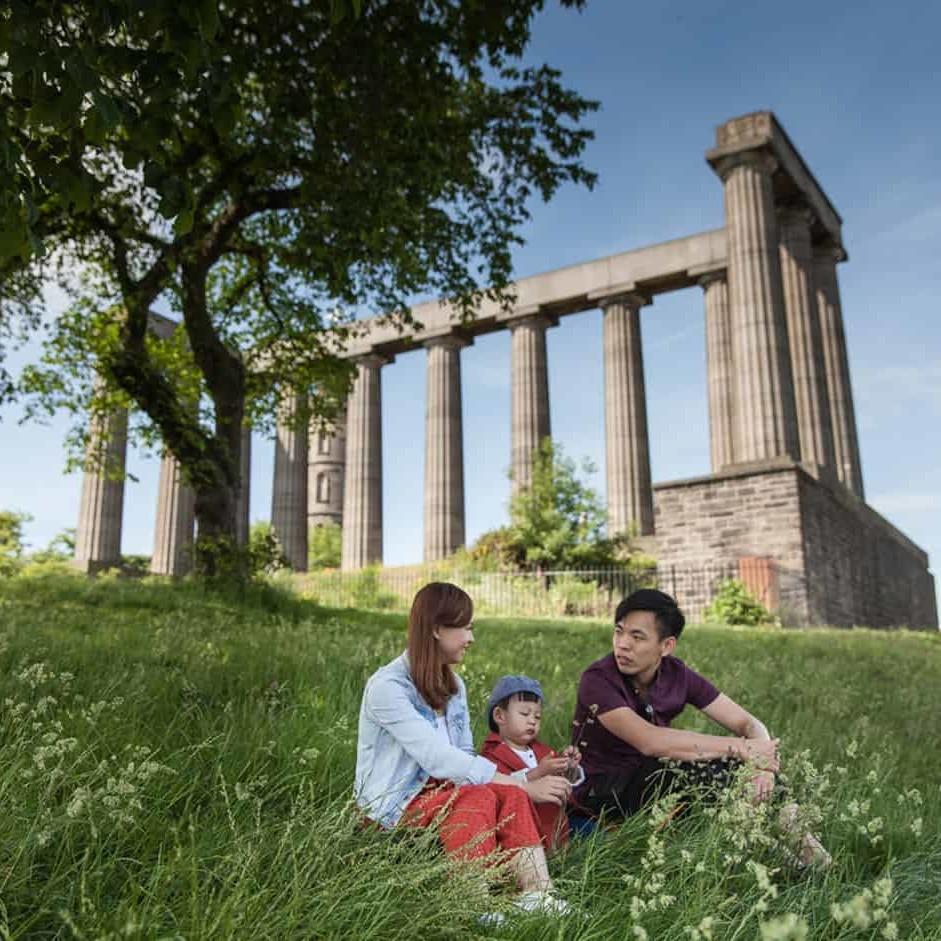 Vacation Photography in Edinburgh 13
