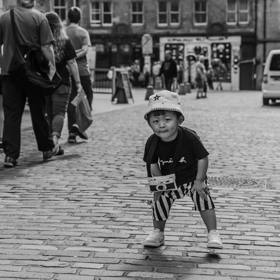 Vacation Photography in Edinburgh 27