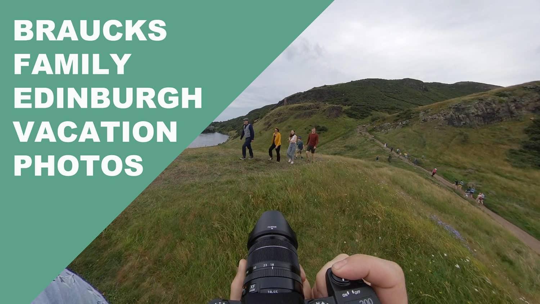 Vacation Photography in Edinburgh 34