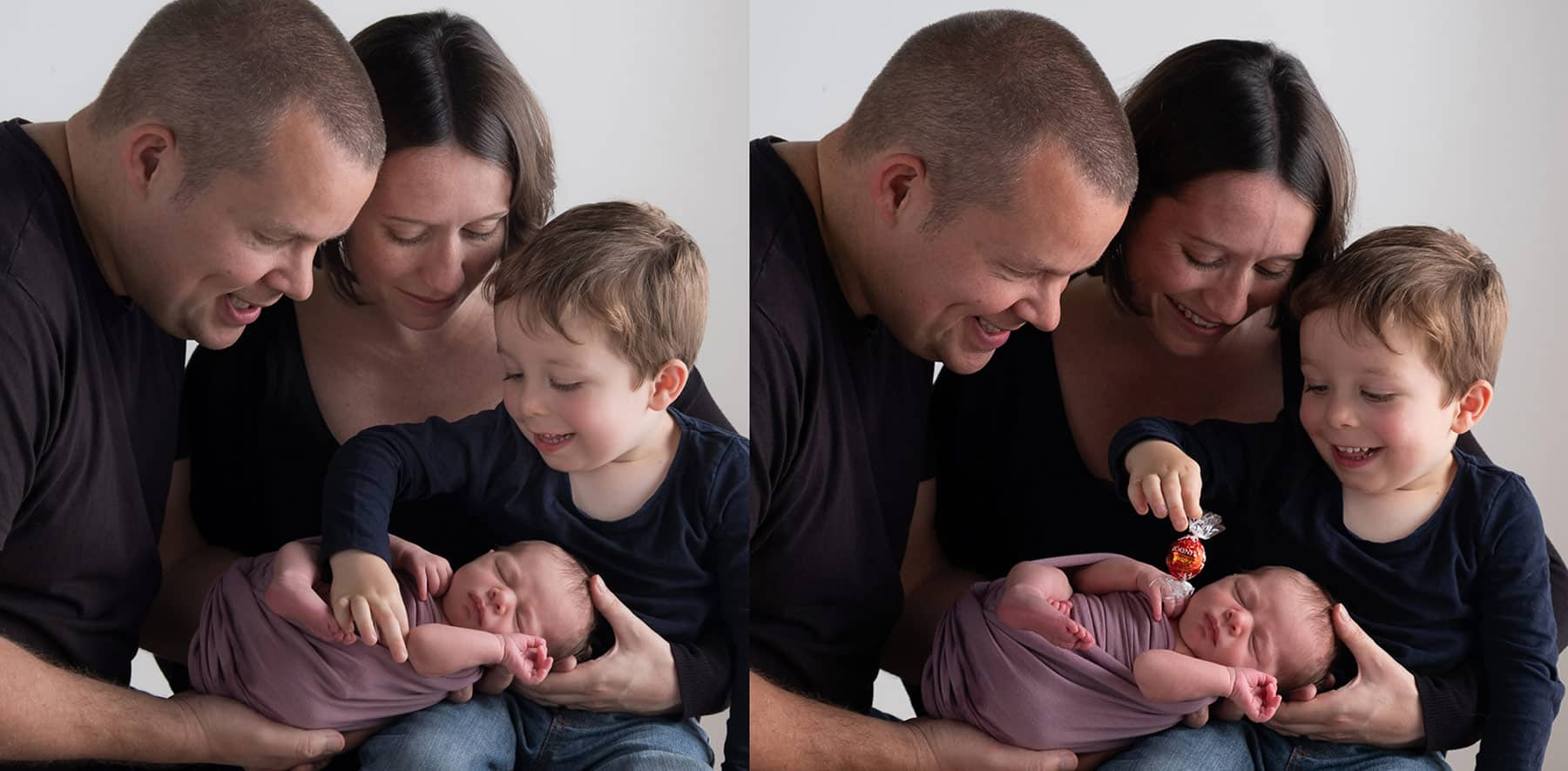 Sibling photos with newborn baby How-To Guide 29