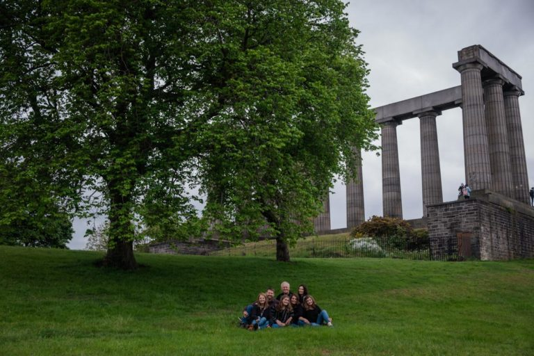 7 Top Calton Hill Photography Locations 38