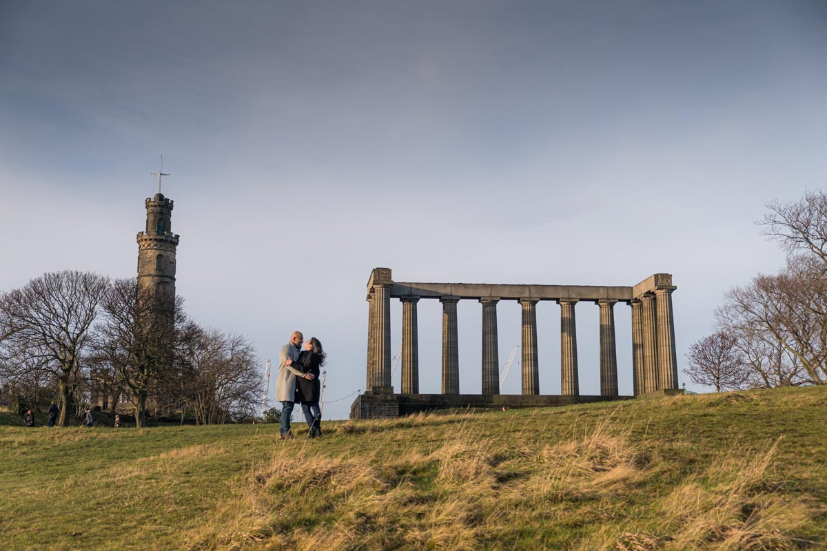 7 Top Calton Hill Photography Locations 34