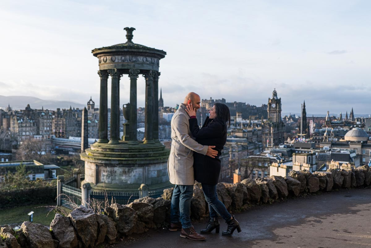 7 Top Calton Hill Photography Locations 7