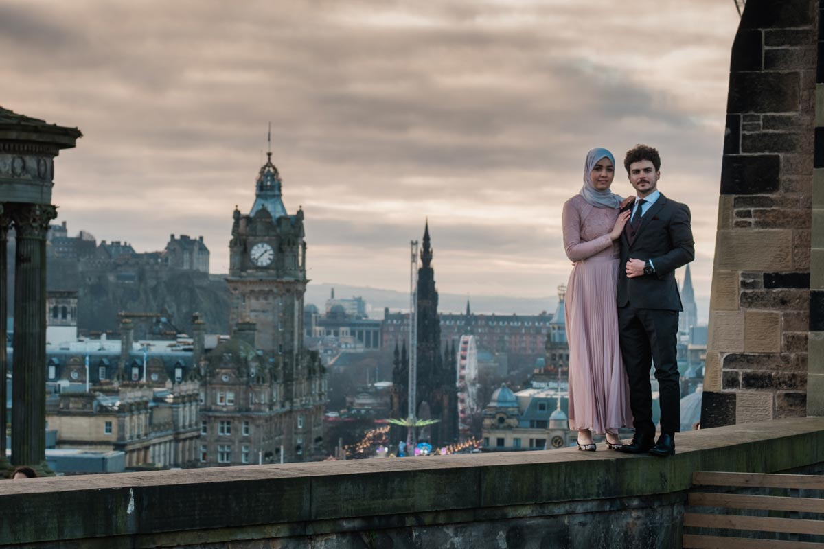 Calton Hill Photography Spots