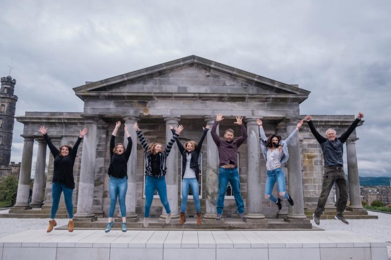 7 Top Calton Hill Photography Locations 20