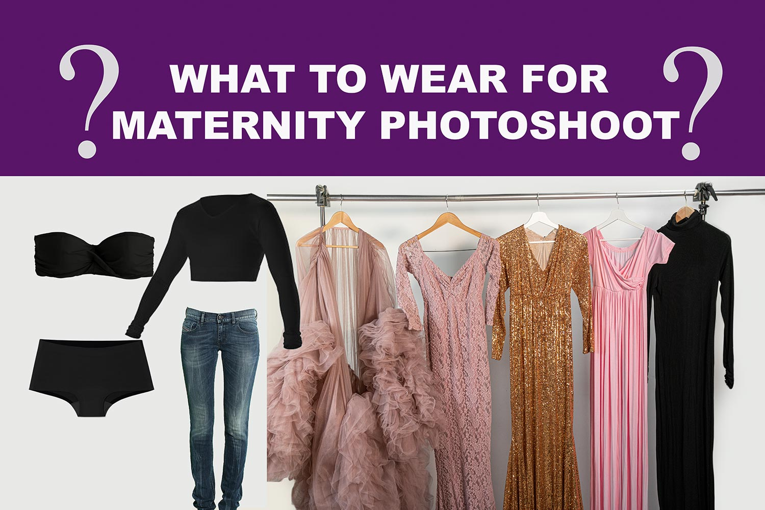maternity picture outfit ideas